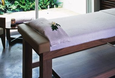 Housse table de massage