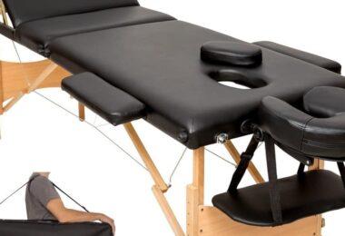 TecTake table de massage